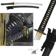 Tiger Elite Katana Folded Steel